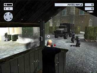 Pantallazo de Hitman 2: Silent Assassin para PlayStation 2