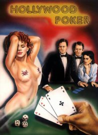 Caratula de Hollywood Poker para Atari ST