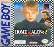 Caratula de Home Alone 2: Lost In New York para Game Boy