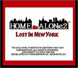 Pantallazo de Home Alone 2: Lost in New York para Nintendo (NES)