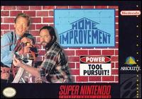 Caratula de Home Improvement para Super Nintendo