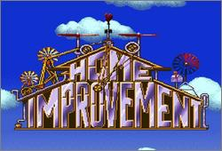 Pantallazo de Home Improvement para Super Nintendo