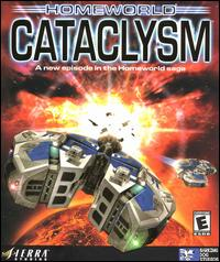 Caratula de Homeworld: Cataclysm para PC