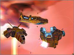 Pantallazo de Homeworld: Game of the Year Edition para PC
