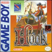 Caratula de Hook para Game Boy
