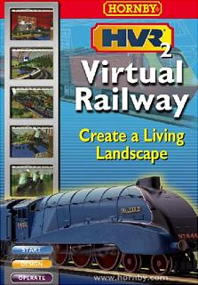 Caratula de Hornby Virtual Railway 2 para PC