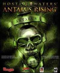 Caratula de Hostile Waters: Antaeus Rising para PC