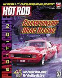 Caratula de Hot Rod Championship Drag Racing: Player's Championship Edition para PC