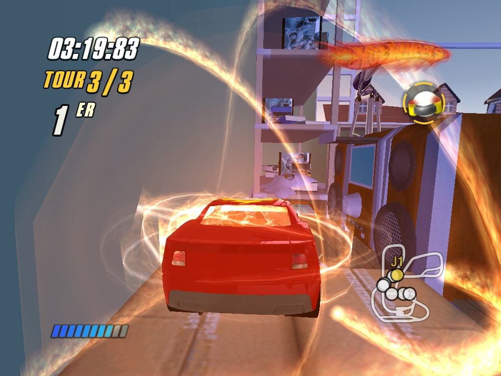Pantallazo de Hot Wheels: Beat That para PC