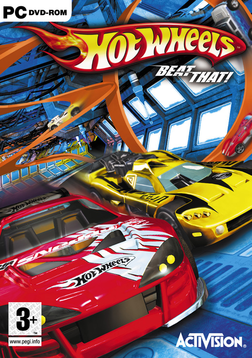 Caratula de Hot Wheels: Beat That para PC