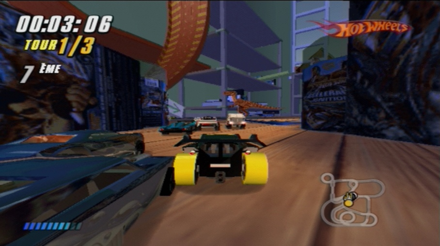 Pantallazo de Hot Wheels: Beat That para PlayStation 2