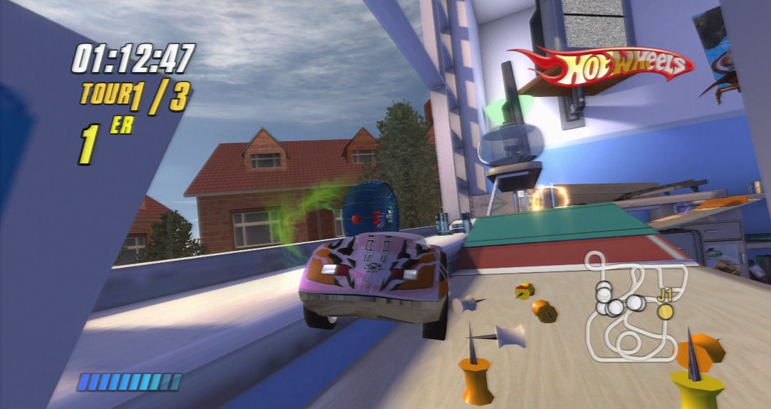 Pantallazo de Hot Wheels: Beat That para Xbox 360