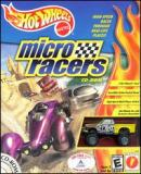 Carátula de Hot Wheels Micro Racers CD-ROM