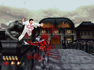 Pantallazo de House of the Dead, The para PC