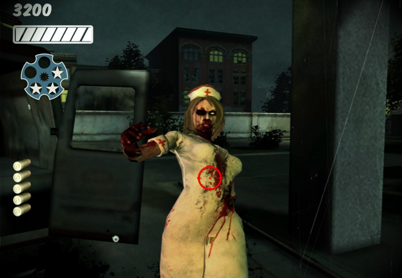 Pantallazo de House of the Dead: Overkill, The para Wii