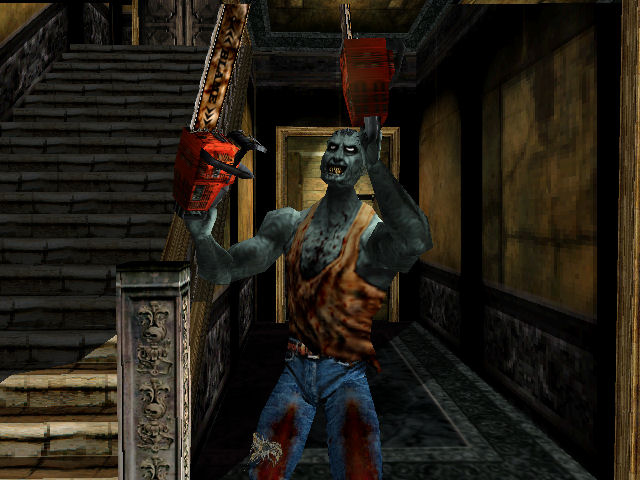 Pantallazo de House of the Dead 2&3 RETURN, The para Wii