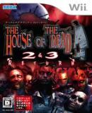 Caratula nº 113202 de House of the Dead 2&3 RETURN, The (352 x 500)