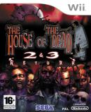 Caratula nº 134449 de House of the Dead 2&3 RETURN, The (640 x 902)