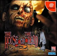 Caratula de House of the Dead 2, The para Dreamcast
