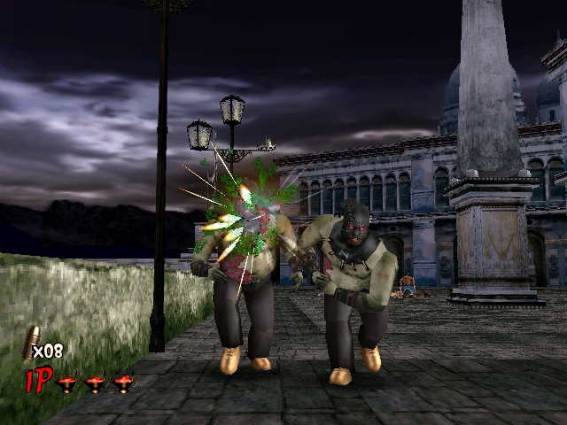 Pantallazo de House of the Dead 2, The para PC