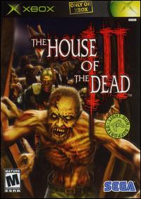 Caratula de House of the Dead III, The para Xbox