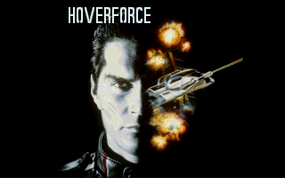 Pantallazo de Hoverforce para PC