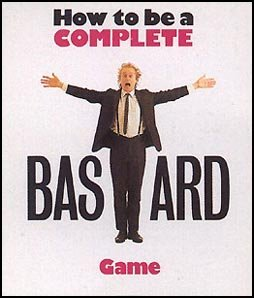 Caratula de How to Be a Complete Bastard para Commodore 64