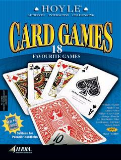 Caratula de Hoyle Card Games [2003] para PC