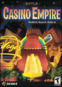 Caratula de Hoyle Casino Empire para PC