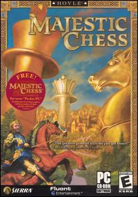Caratula de Hoyle Majestic Chess para PC