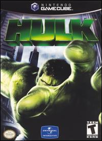 Caratula de Hulk, The para GameCube