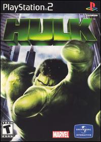 Caratula de Hulk, The para PlayStation 2