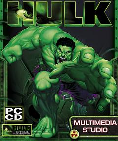 Caratula de Hulk Multimedia Studio para PC