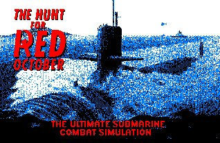 Pantallazo de Hunt For Red October, The para Amstrad CPC