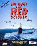 Carátula de Hunt for Red October, The