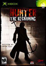 Caratula de Hunter: The Reckoning - para Xbox