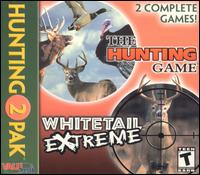 Caratula de Hunting 2 Pak: The Hunting Game/Whitetail Extreme para PC