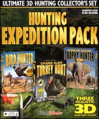 Caratula de Hunting Expedition Pack para PC