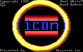 Pantallazo de ICON: The Quest For The Ring para PC