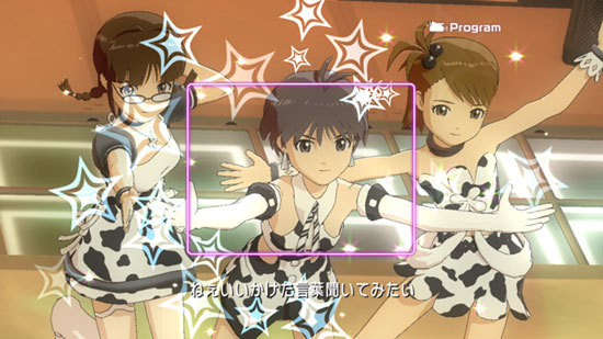 Pantallazo de IDOLM@STER Live For You!, The para Xbox 360