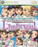 Caratula nº 118543 de IDOLM@STER Live For You!, The (282 x 400)