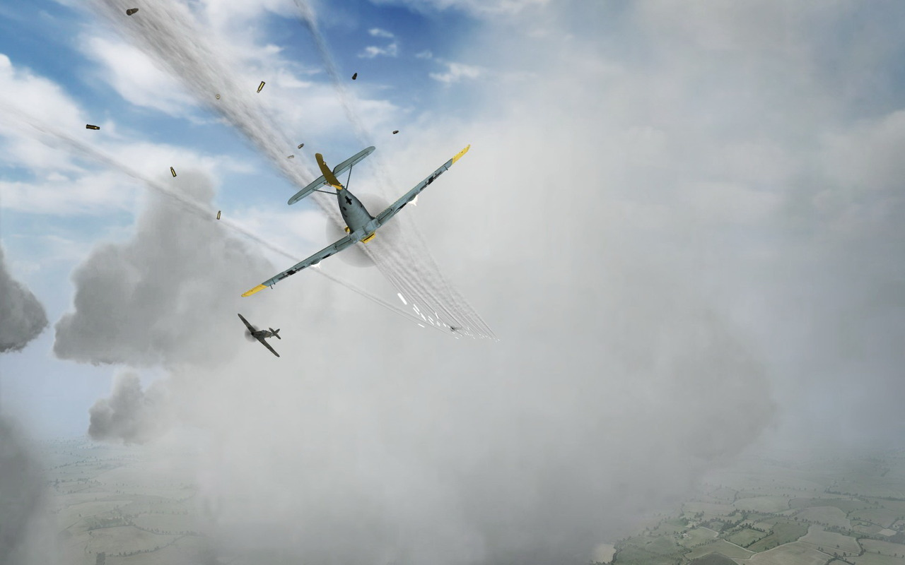 Pantallazo de IL-2 Sturmovik: Birds Of Prey para PlayStation 3