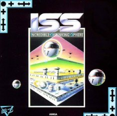 Caratula de ISS: Incredible Shrinking Sphere para Atari ST