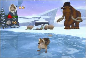Pantallazo de Ice Age 2: The Meltdown para PC