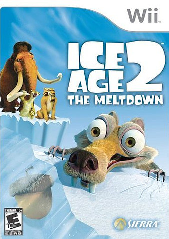 Caratula de Ice Age 2: The Meltdown para Wii