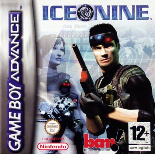 Caratula de Ice Nine para Game Boy Advance