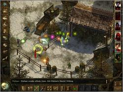 Pantallazo de Icewind Dale: Heart of Winter para PC
