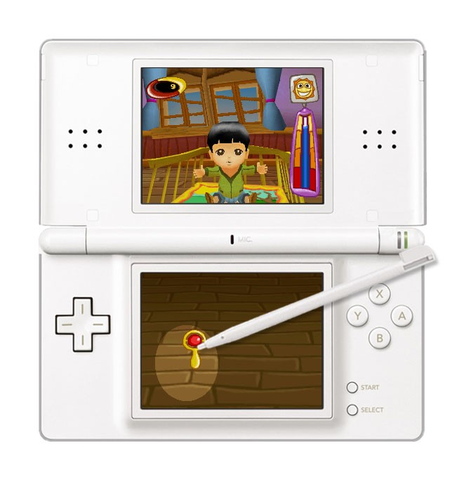 Pantallazo de Imagine Babies para Nintendo DS