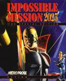 Carátula de Impossible Mission 2025: The Special Edition