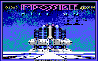 Pantallazo de Impossible Mission II para PC
